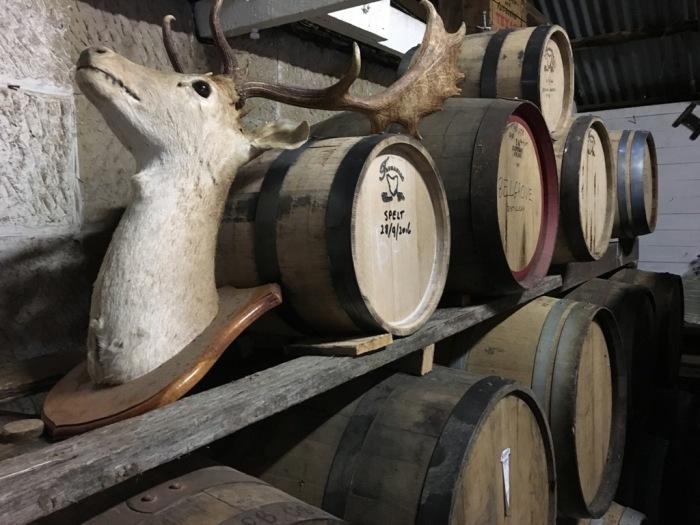 Bellgrove barrels smaller