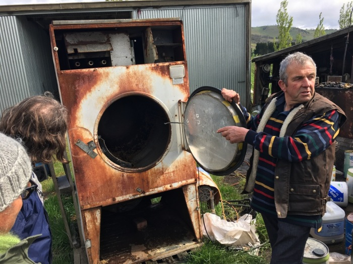 Bellgrove dryer - smaller